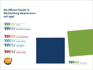 MMV. Analyse Offene Kanäle, 2011