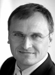 Burkhardt Müller-Sönksen, MDB, Medienpolitischer Sprecher der FDP
