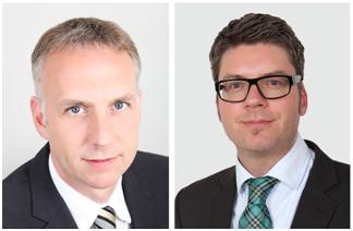Dr. Florian Kerkau und Oliver Numrich