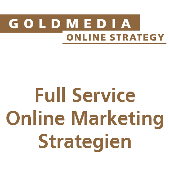 Goldmedia Full Service Online Marketing Strategien