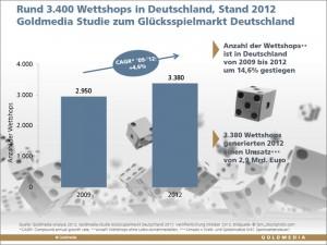 """Auszug aus der Studie """"Glücksspielmarkt Deutschland 2017"""""""