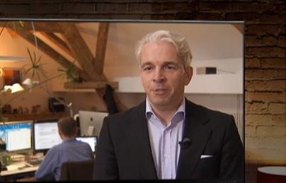 Prof. Dr. Klaus Goldhammer im Interview mit dem ZDF-Morgenmagazin