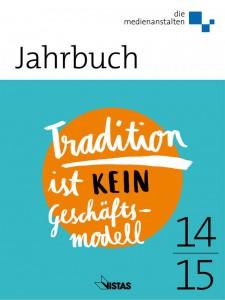 Jahrbuch 2015_Cover_die mediananstalten