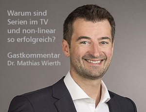 Dr. Mathias Wierth, Associate Partner Goldmedia, Bildquelle: © Goldmedia