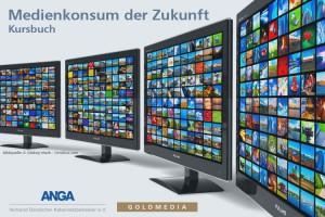 Medienkonsum der Zukunft. Kursbuch im Auftrag der ANGA von Goldmedia, Bildquelle © Oleksiy Mark - Fotolia.com
