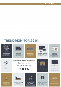 Goldmedia Trendmonitor 2016