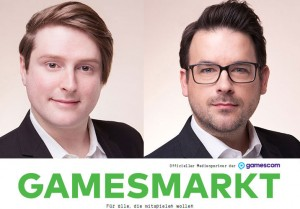 Tim Prien, Mathias Birkel, Goldmedia; Logo © GamesMarkt