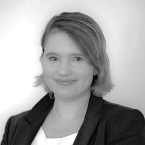 Janice Butler, Preisträgerin Goldmedia-Preis für innovative Abschlussarbeiten im Bereich Medienwirtschaft 2018