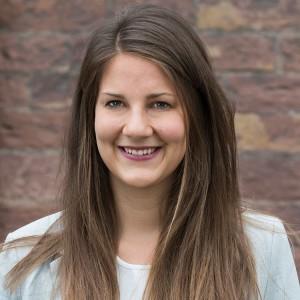 Ann-Christin Kulick, ausgezeichnet mit dem Goldmedia-Preis für innovative Abschlussarbeiten im Bereich Medienwirtschaft 2018