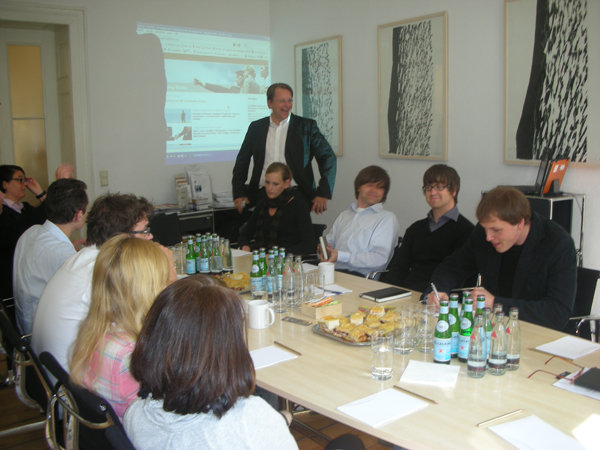Goldmedia Online Marketing Seminar