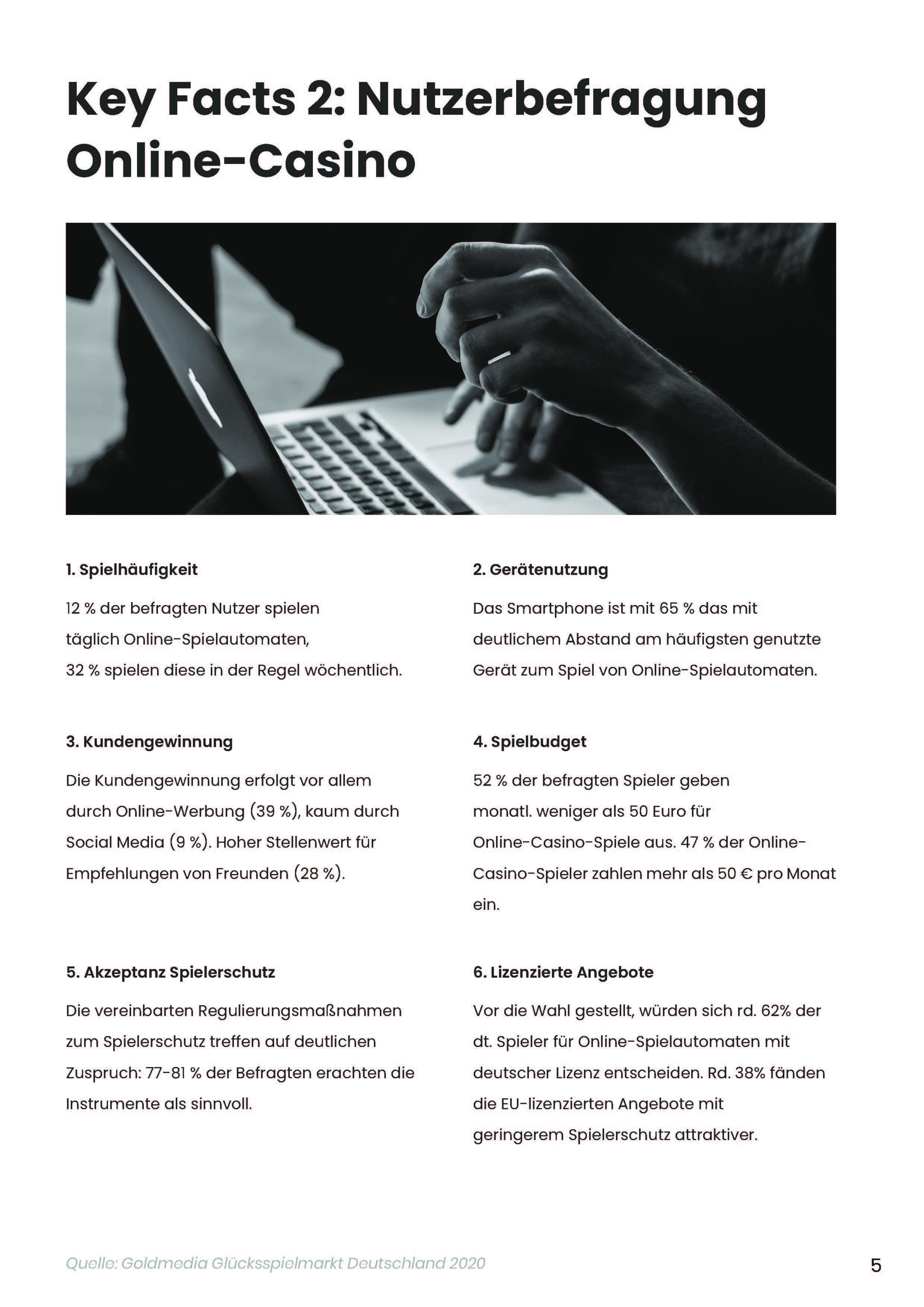 Goldmedia Glücksspielmarkt Deutschland 2021